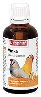 Beaphar Vinka мультивитамин для декоративных птиц 50 мл