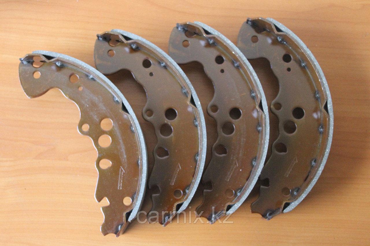 Тормозные колодки задние барабанные SUZUKI GRAND VITARA XL7