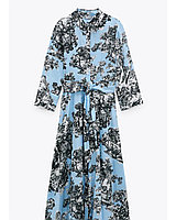 Женственное платье 44, вечерний, Лето