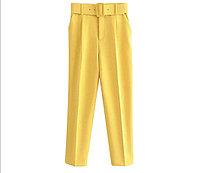 Женские брюки классический, Весна/осень, 42