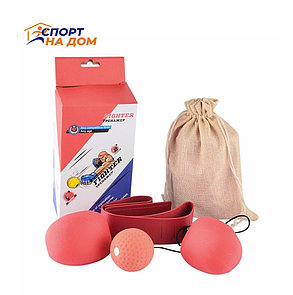 Тренажер Файтбол (Fight Ball) для тренировки реакции, фото 2
