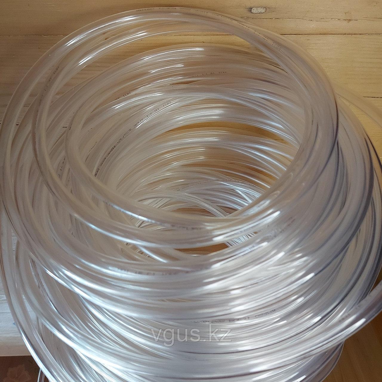 Шланг для подключения воды ПВХ(пневмошланг) 10*6.5 прозрачный