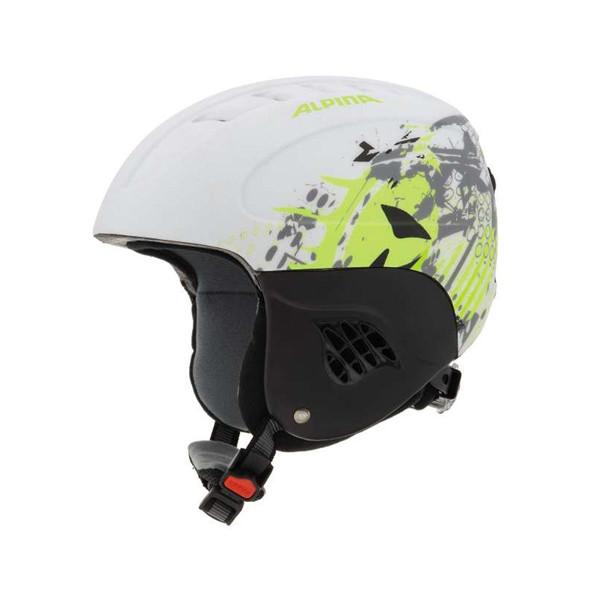 Alpina  шлем горнолыжный Carat L.E.