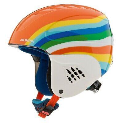 Alpina  шлем горнолыжный Carat