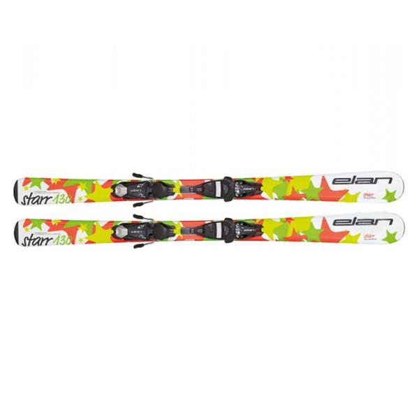 Elan  лыжи горные Starr QT el4.5