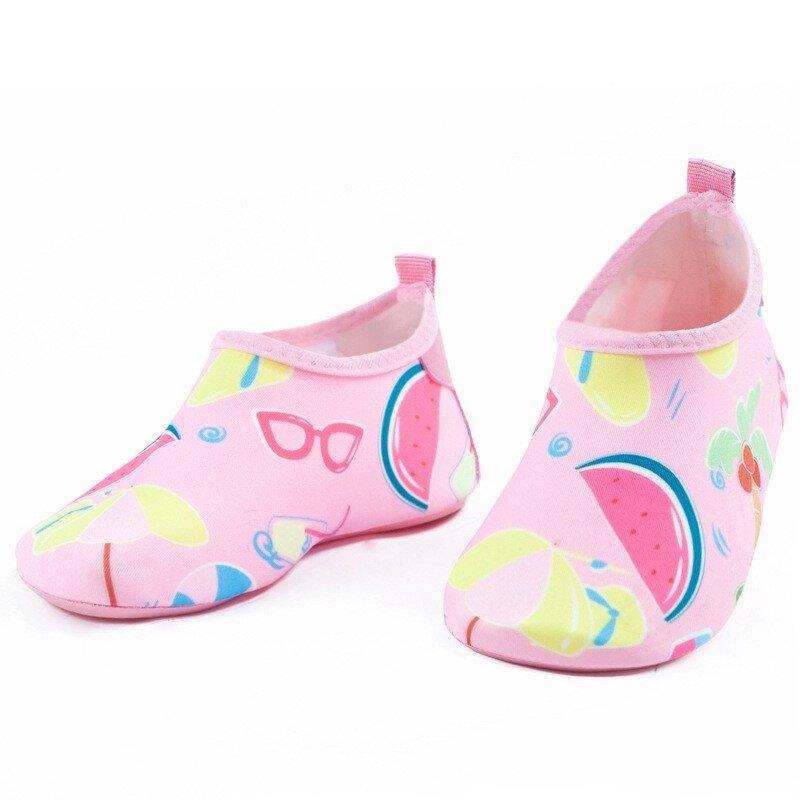 Аквашузы детские Summer pink (размеры 24/25, 26/27, 28/29, 30/31, 32/33, 34/35)