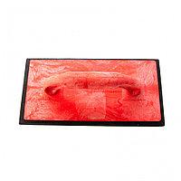 Терка пластмассовая, 280 х 140 мм, резиновое покрытие Matrix, фото 1