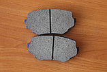 Тормозные колодки передние SUZUKI GRAND VITARA H25A, фото 3