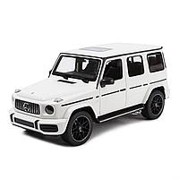 Радиоуправляемая машина Rastar Mercedes-Benz AMG G63, 1:14, White, фото 1
