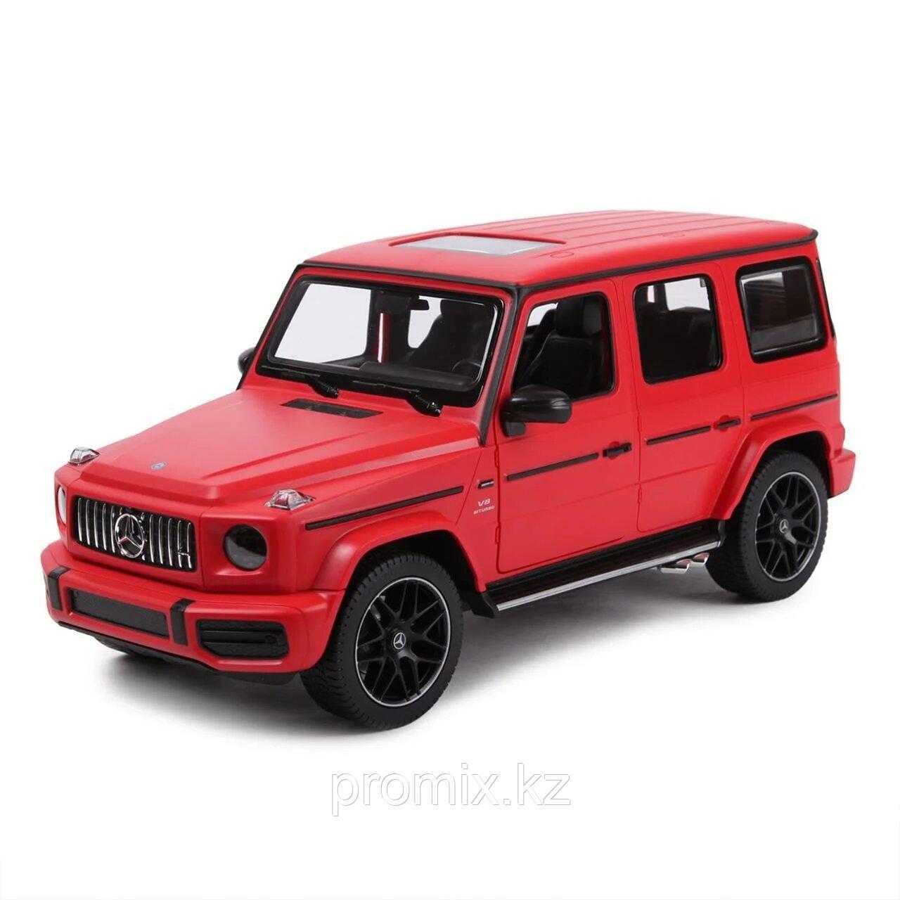 Радиоуправляемая машина Rastar Mercedes-Benz AMG G63, 1:14, Red