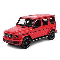 Радиоуправляемая машина Rastar Mercedes-Benz AMG G63, 1:14, Red, фото 1