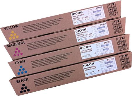 Тонер-туба Ricoh тип MP C6003 841855 малиновый
