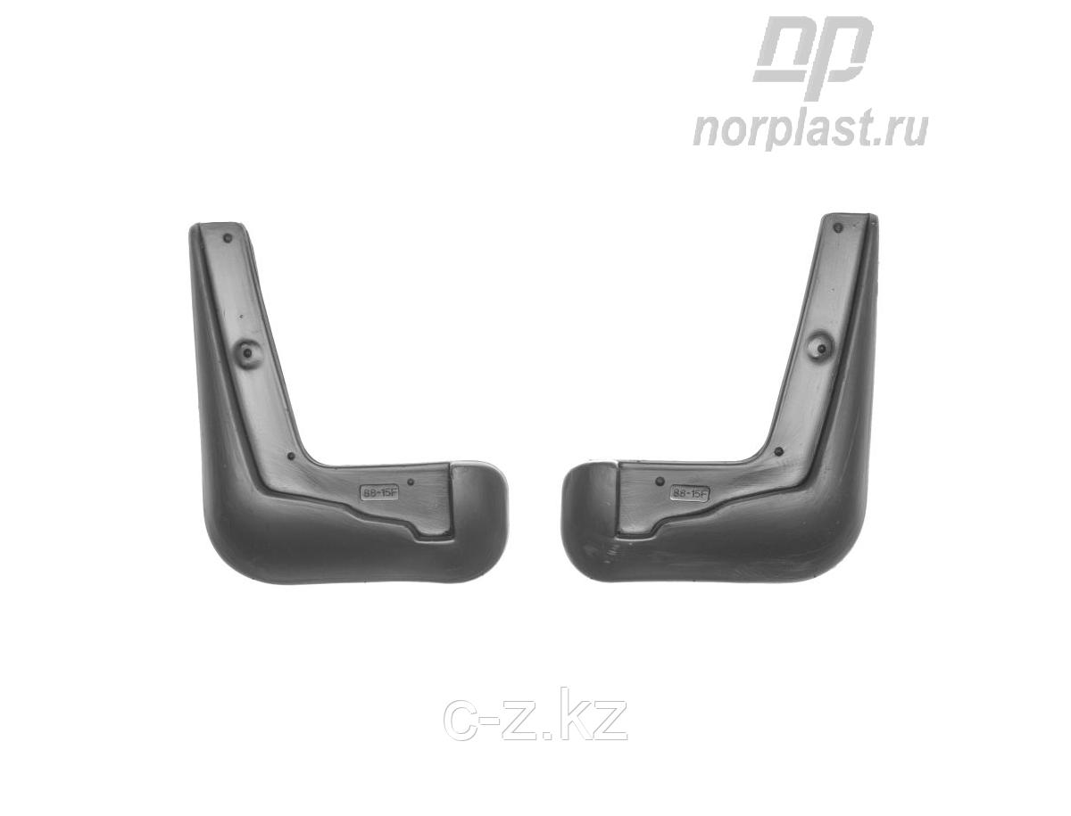 Брызговики для Toyota Corolla (2013-2019) передние (пара)