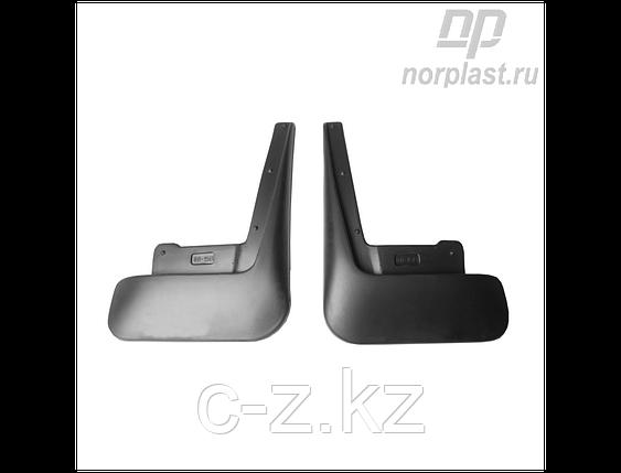 Брызговики для Toyota Corolla (2013-2019) задние (пара), фото 2