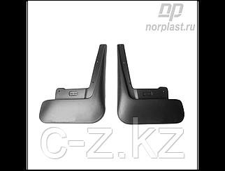 Брызговики для Toyota Corolla (2013-2019) задние (пара)