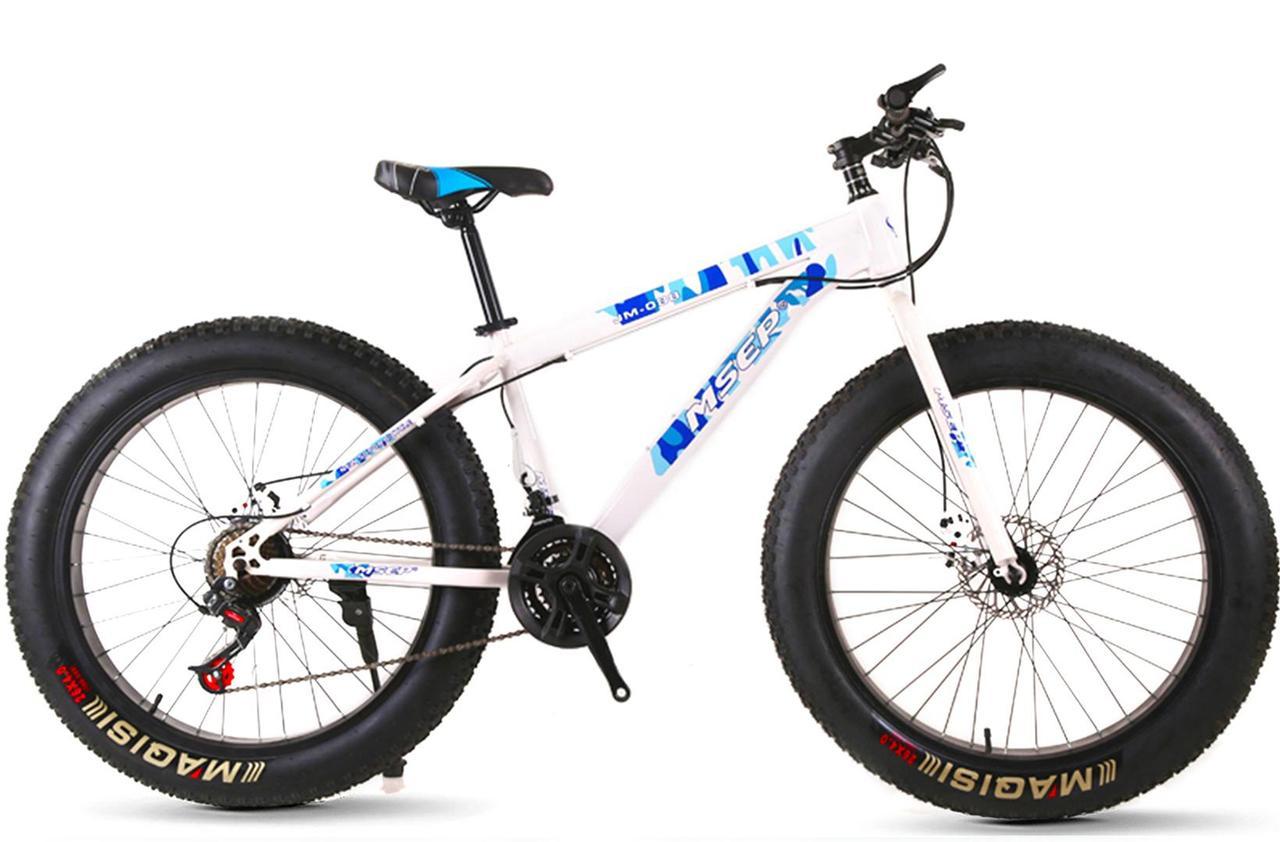 Горный велосипед FAT BIKE MSEP D 26'