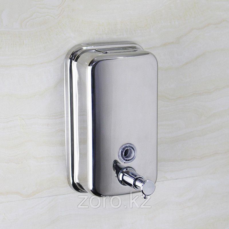 Дозатор (диспенсер) для жидкого мыла 1000 мл бытовой