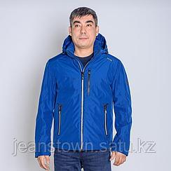 Куртка мужская  демисезонная  Kings Wind  ярко-синяя