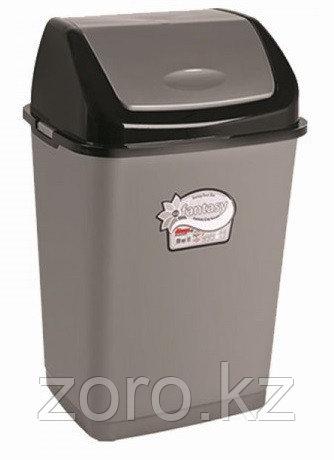 Мусорное ведро 50 литров урна для мусора контейнер