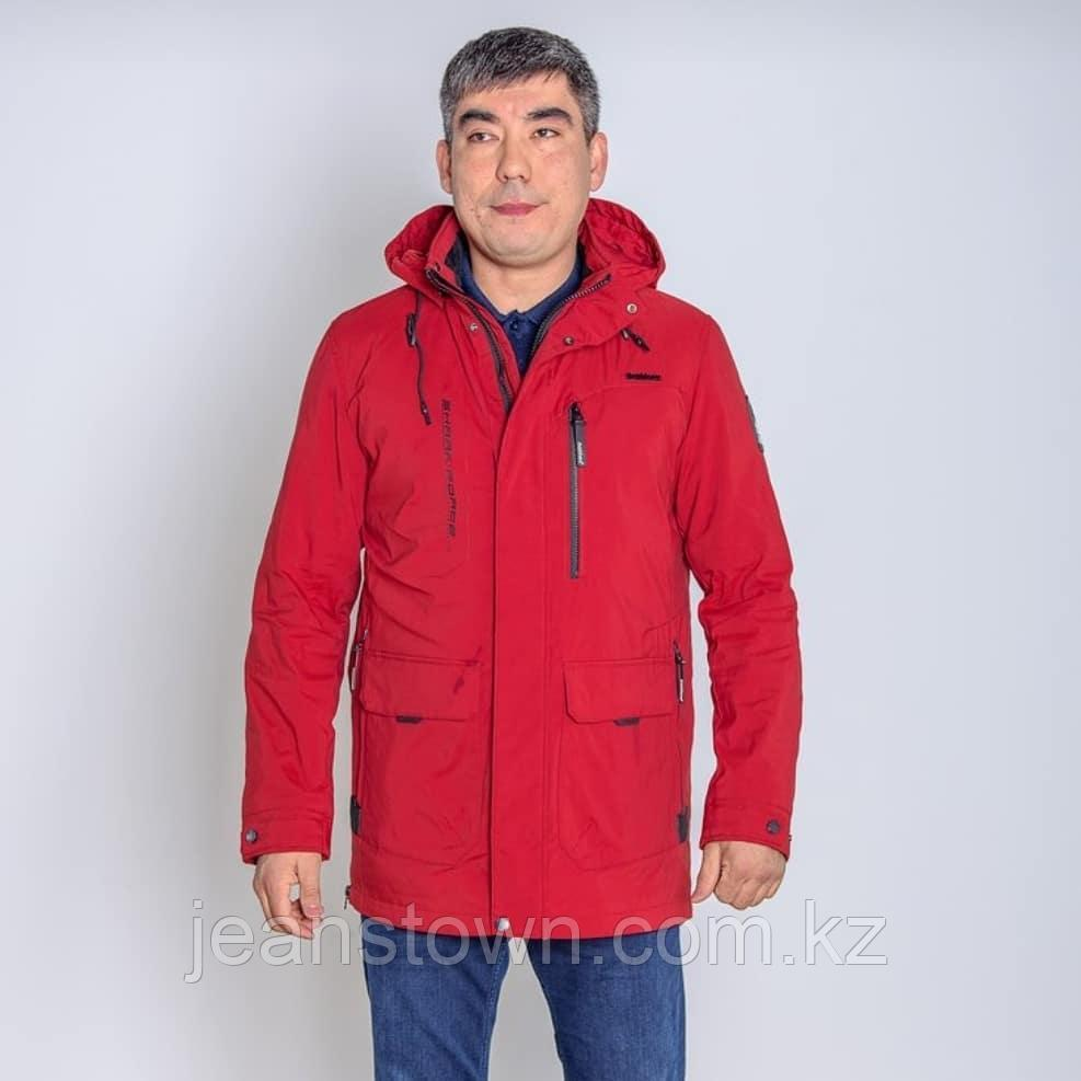 Куртка мужская  демисезонная Shark Force красная