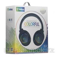 Bluetooth наушники с микрофоном inkax HP-33