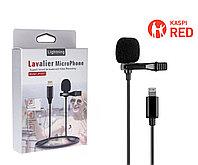 Петличный микрофон 6метр для айфон iphone 11,12pro