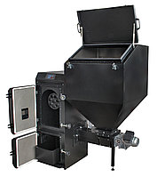 Автоматический угольный котёл FACI BLACK 45 - 45 КВТ, фото 1
