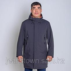 Куртка мужская  демисезонная Vivacana длинная  черная