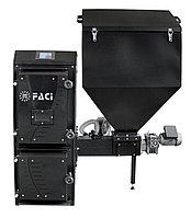 Автоматический угольный котёл FACI BLACK  55 - 55 КВТ, фото 1