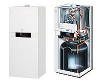 Настенные газовые конденсационные котлы Vitodens 222-F мощностью от 1,8 - 35 кВт