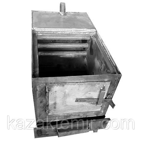 """Угольный котел-печь """"Пол Плиты М"""" (41х41) под мал.плиту на 120 кв.м / 12 кВт, фото 2"""