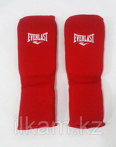 Щитки на ноги для каратэ Everlast, фото 2