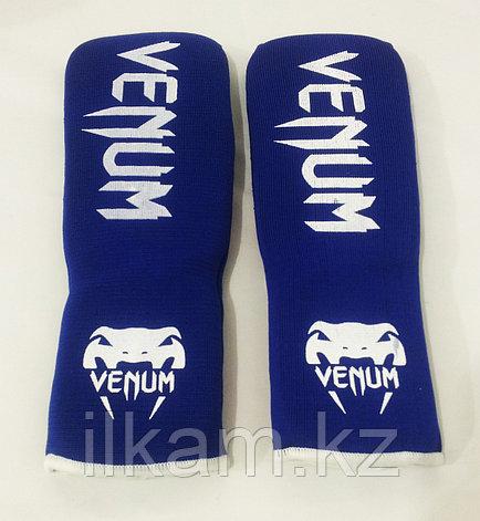 Щитки на ноги для каратэ Venum, фото 2