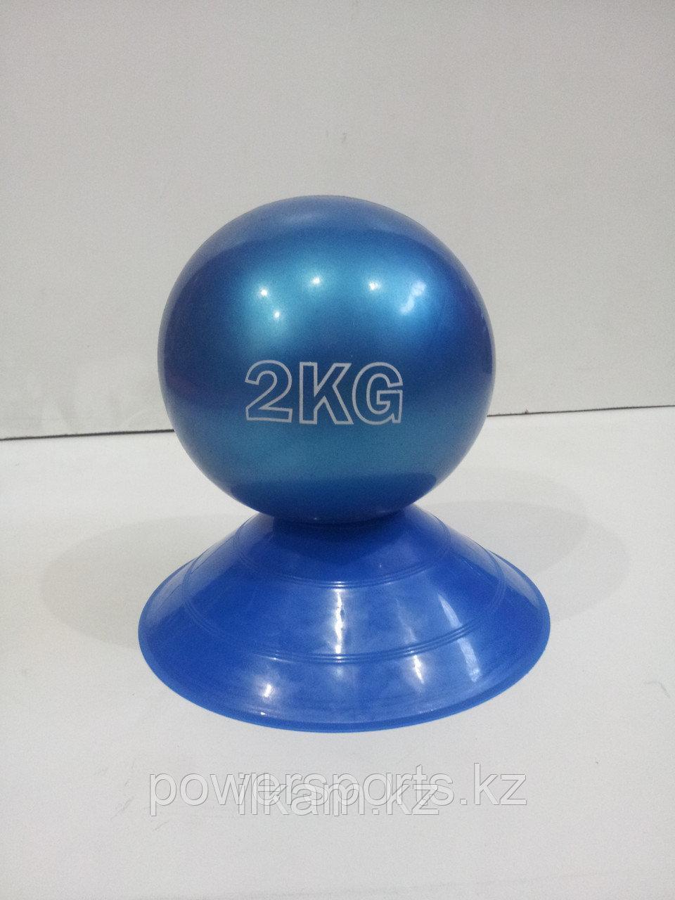 Медбол 2 кг.