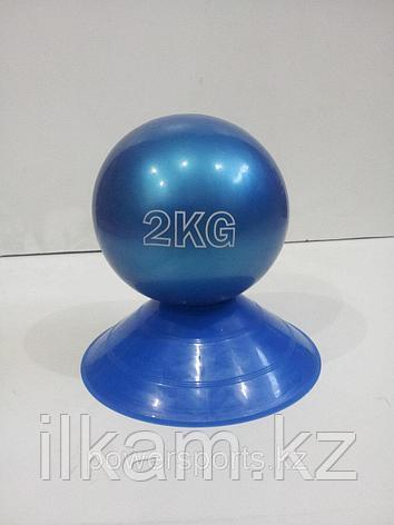 Медбол 2 кг., фото 2
