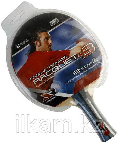 Ракетка для настольного тенниса, JOEREX, фото 2