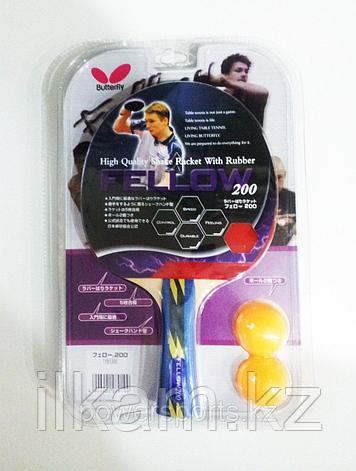 Ракетки для настольного тенниса BUTTERFLY, фото 2