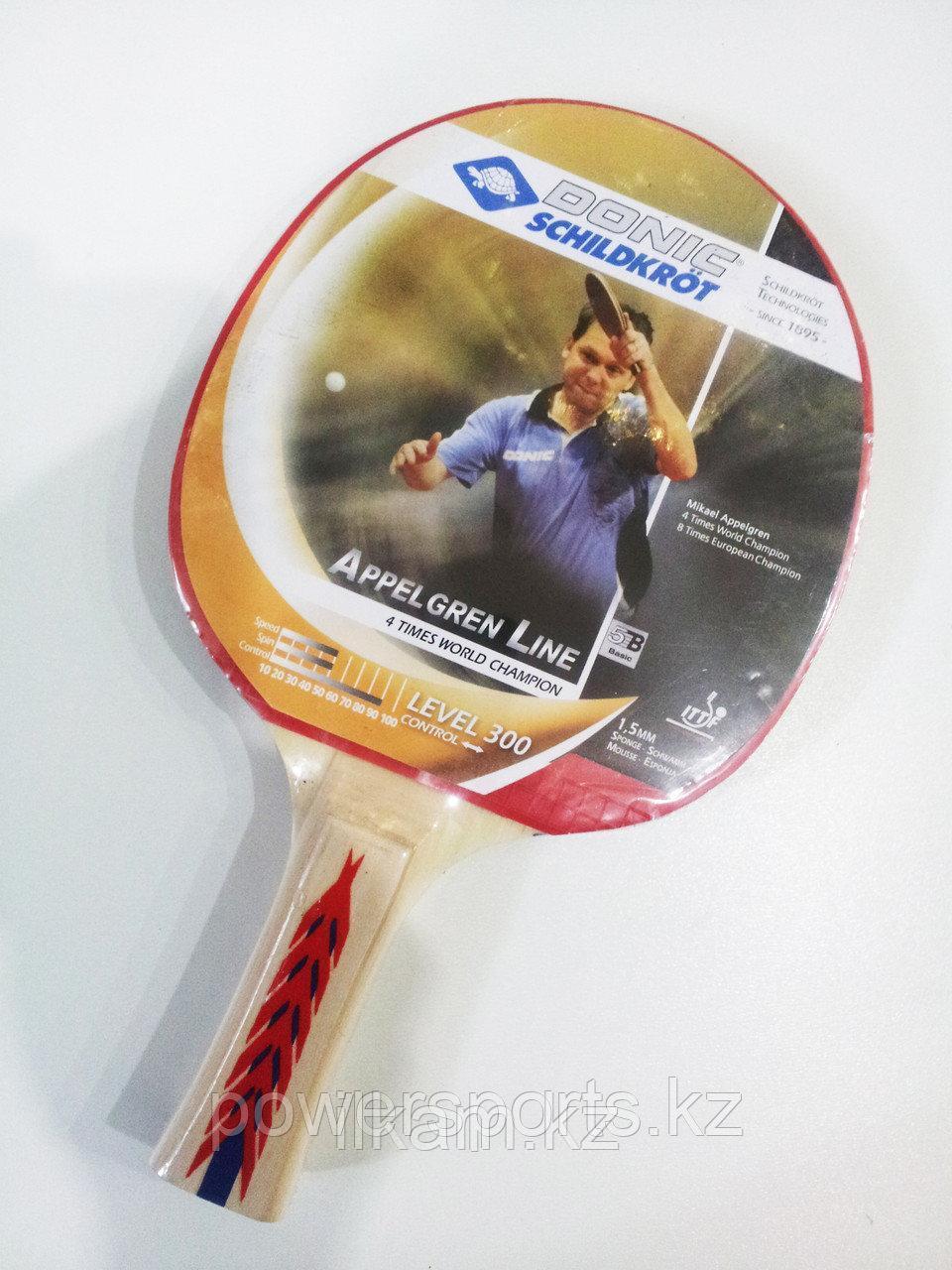 Ракетки для настольного тенниса Donic 300