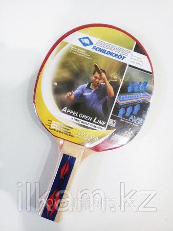 Ракетки для настольного тенниса Donic 500, фото 2