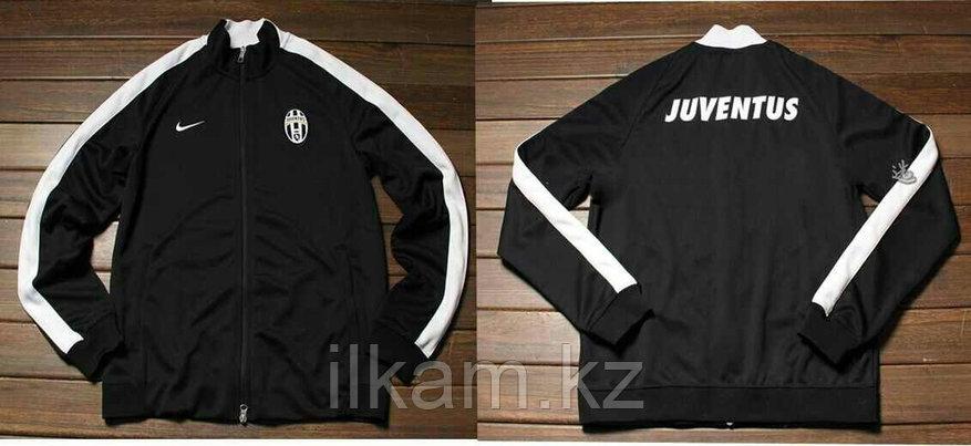 Спортивная мужская кофта мастерка Juventus, фото 2