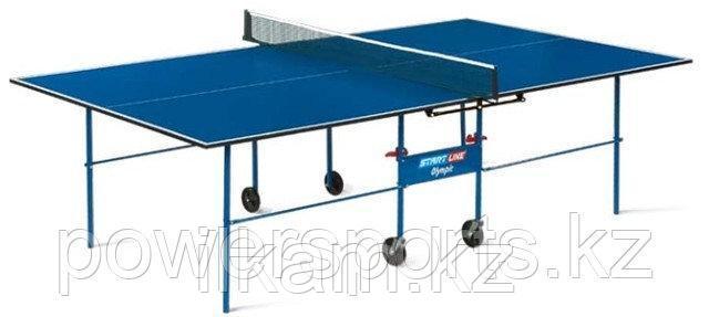 Стол настольный теннис на колесах RS-002