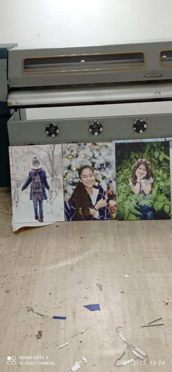 Печать на холсте изготовление картин - фото 2