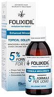 Лосьон для мужчин и женщин Folixidil (Фоликсидил) от выпадения волос 5% 50мл
