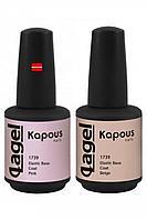 Эластичное базовое покрытие Kapous Elastic Base Coat 15 мл