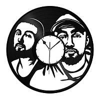 Настенные часы из пластинки Mac Miller Мак Миллер, подарок фанатам, любителям, 1361