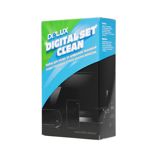 Чистящий набор Delux Digital Set Clean - фото 3