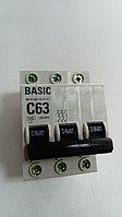 Автоматический выключатель BA 47-29,3p, c63 Basic