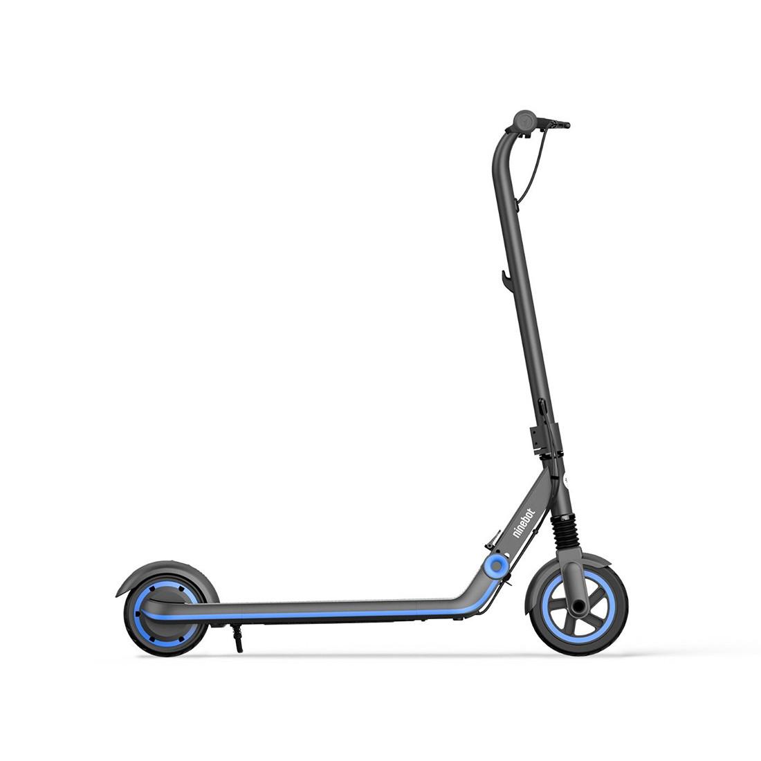 Электросамокат детский Ninebot KickScooter E10 Серый - фото 2
