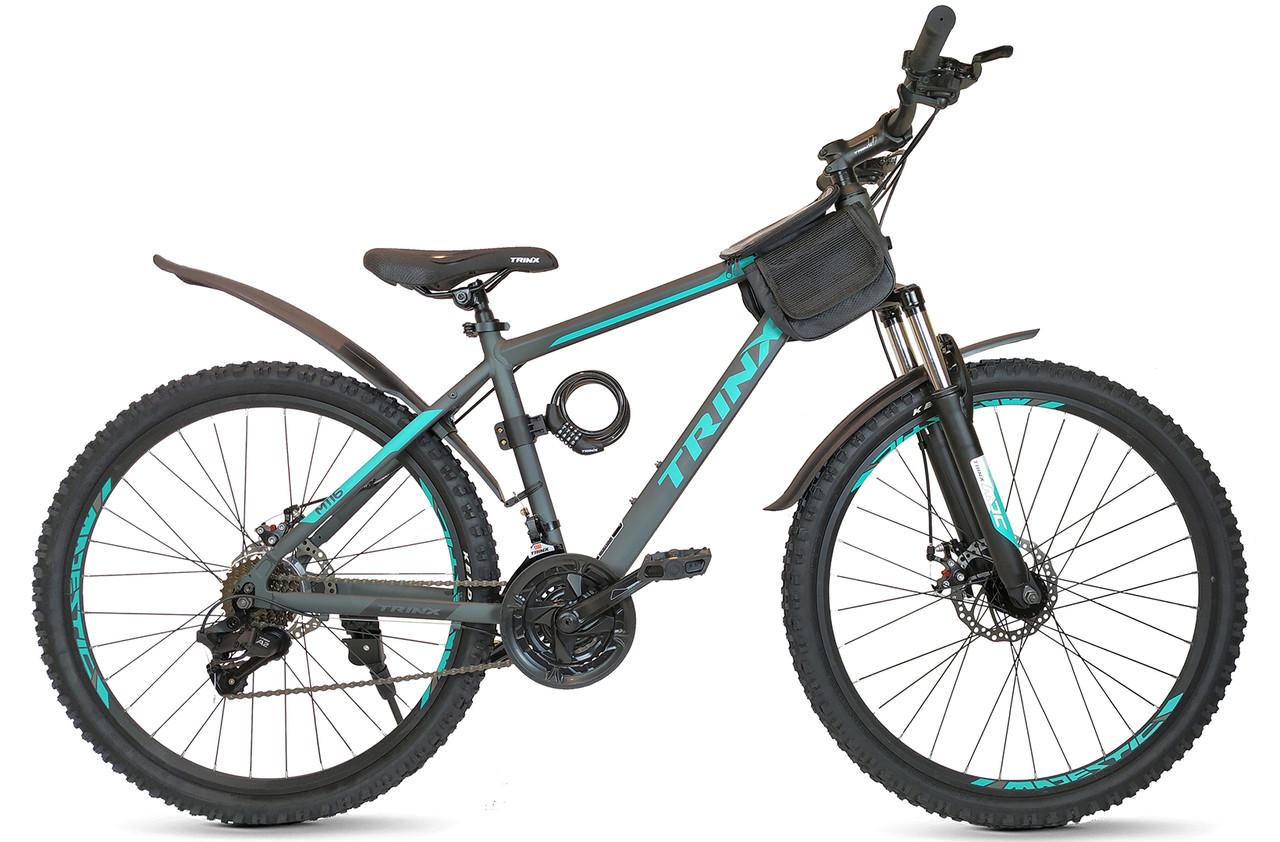 Горный велосипед TRINX Majestic M116 D26 2020