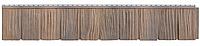 """Панель фасадная  """"ЯФАСАД"""" Сибирская дранка Железо 257x1631 мм Grand Line, фото 1"""